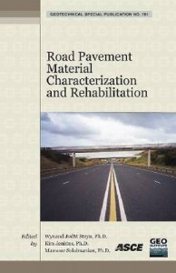 road pavement material