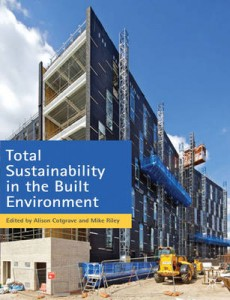 total sustainability in the built