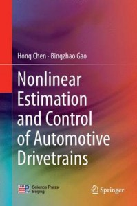nonlinear estimation and control