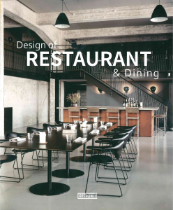 design of restaurant and dining